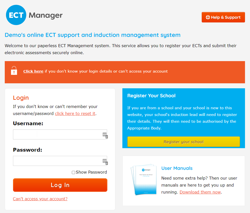 Nqtmanager Homepage